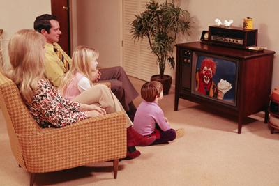 Has tv destroyed communication